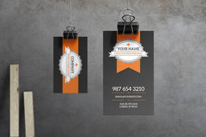 Sprout - Retro Business Card by macrochromatic