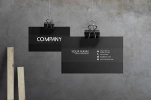 Rail - Modern Business Card by macrochromatic