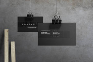 Corduroy - Business Card Template by macrochromatic