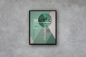 Abstract Concert - Flyer Template by macrochromatic