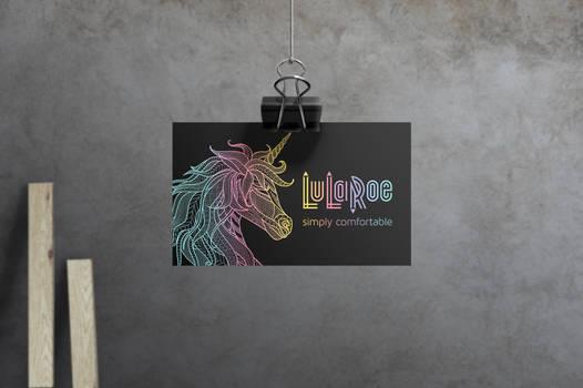 Lularoe Business Card No. 1