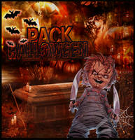 +PACK HALLOWEEN by kawaslovers