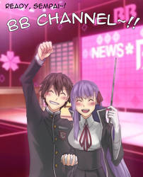 Fate - BB Channel by yumekage