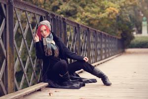 Autumn Longing VII by KybeleModel
