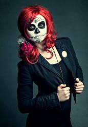 La Cara de Muerte III by KybeleModel