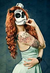 La Cara de Muerte VI by KybeleModel