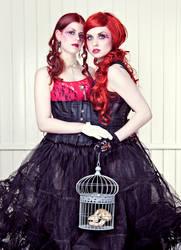 Twins II by KybeleModel
