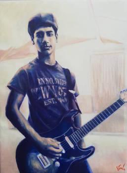 Portrait of Alejandro