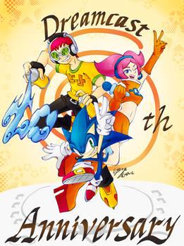 Happy birthday Dreamcast!!