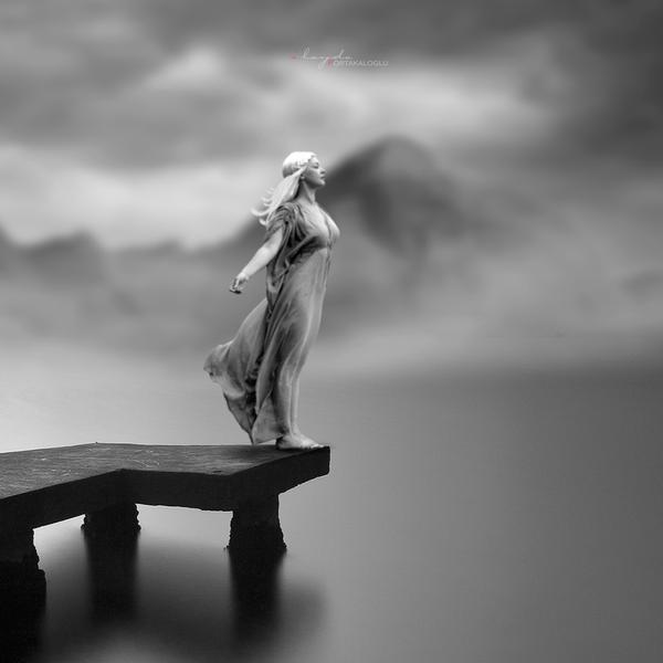 A Breath of Freedom by IlaydaPortakaloglu