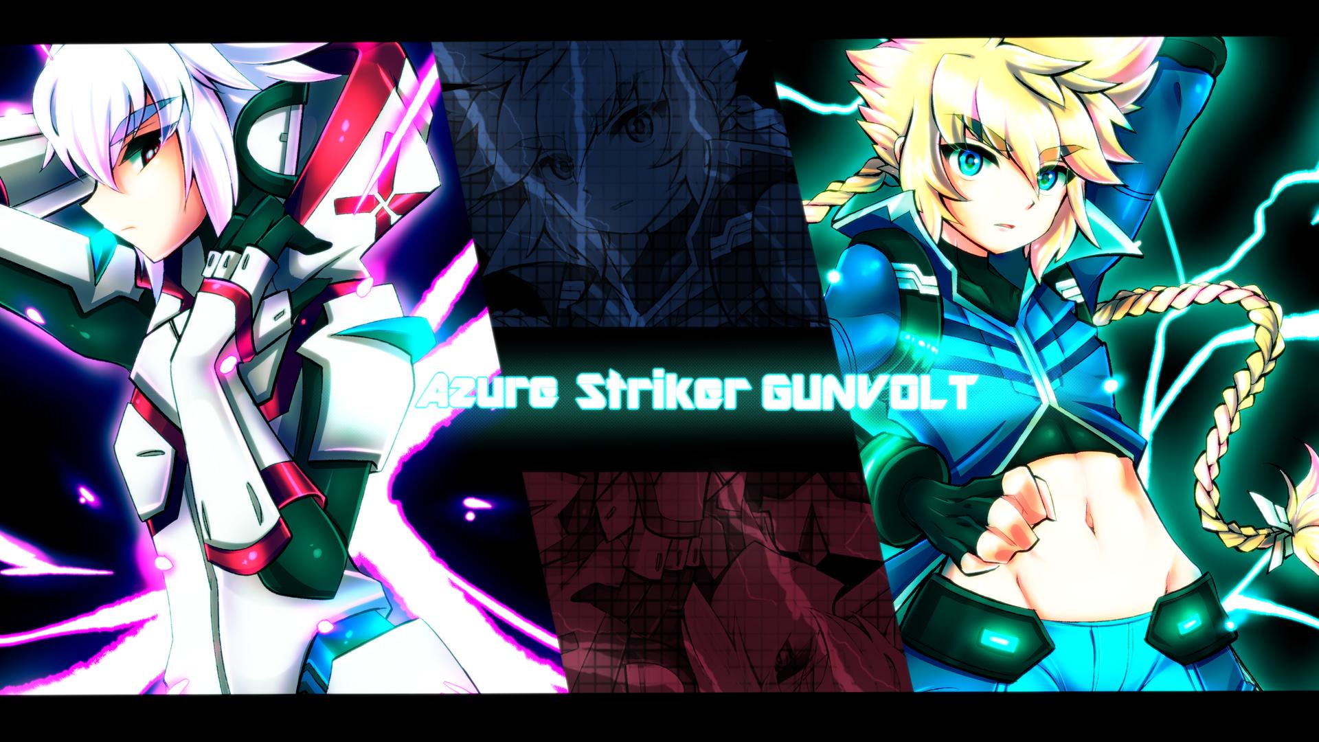 azure striker gunvault wallpaper - photo #20