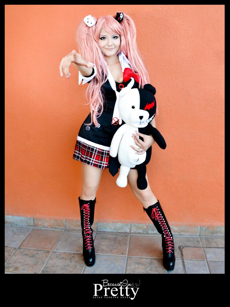 yunko danganronpa cosplay pecchi by Loky-Roc on DeviantArt