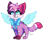 another furry fusion fanart by CorDeArcoIris