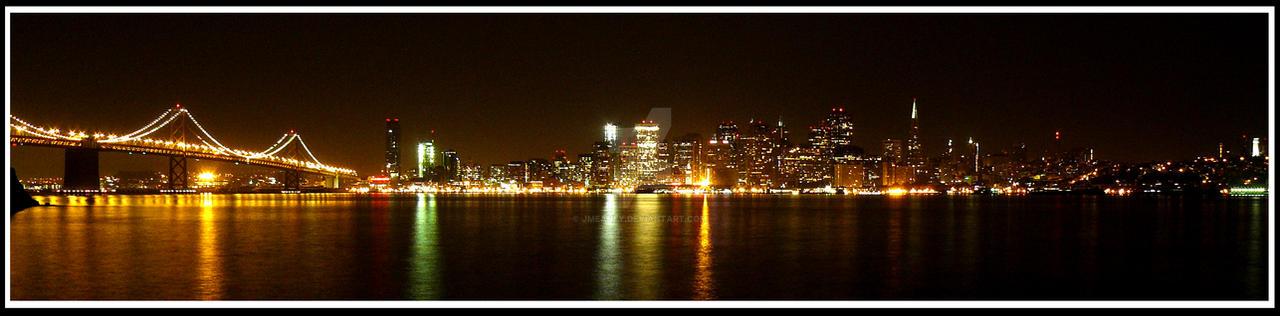 Night City Scape by jmeaney