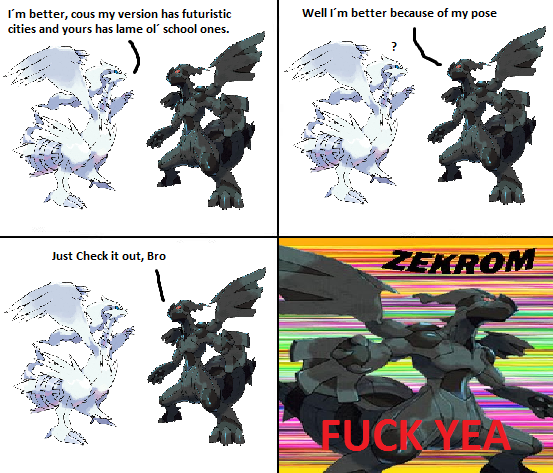 how to catch zekrom in pokemon white