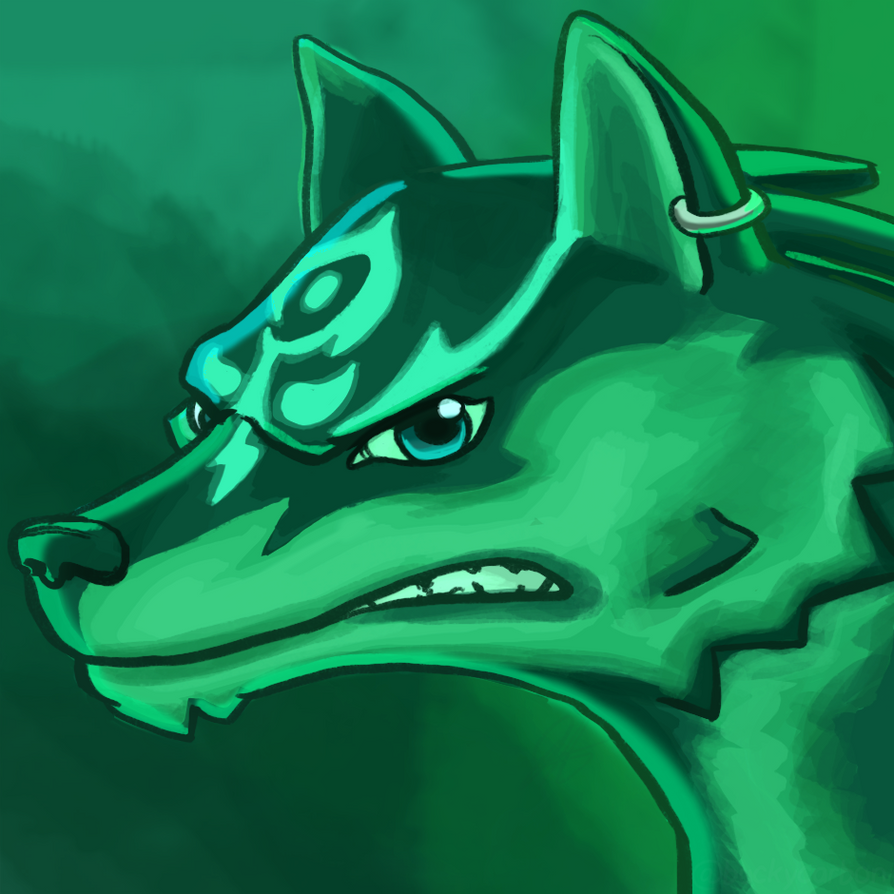 Wolf Link - Revised by InAmberClad