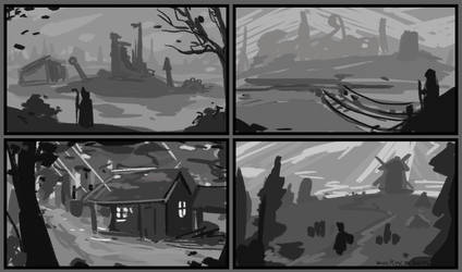 Tonal Thumbnails Practice 01