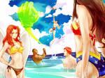 JLA_summer holiday