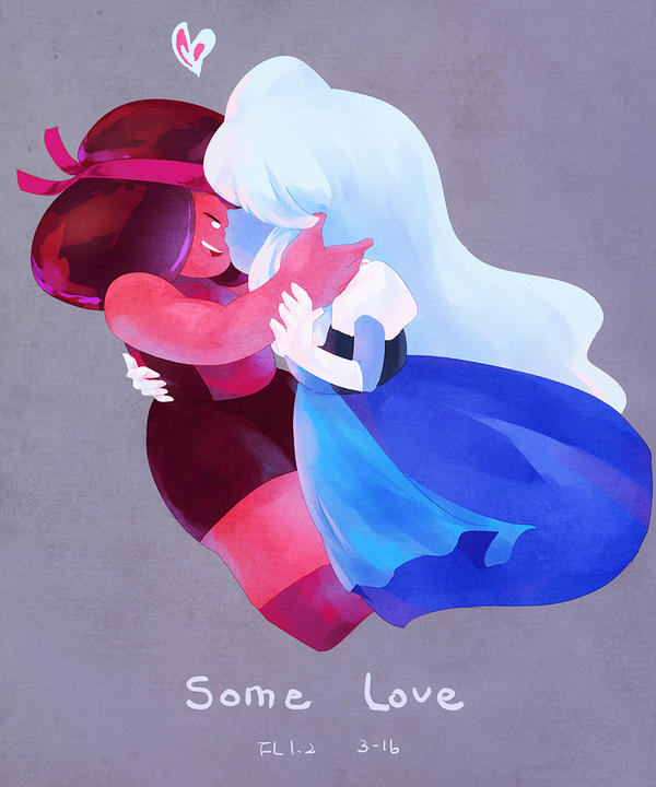 Su ruby and sapphire by flafly on deviantart - Ruby and sapphire su ...