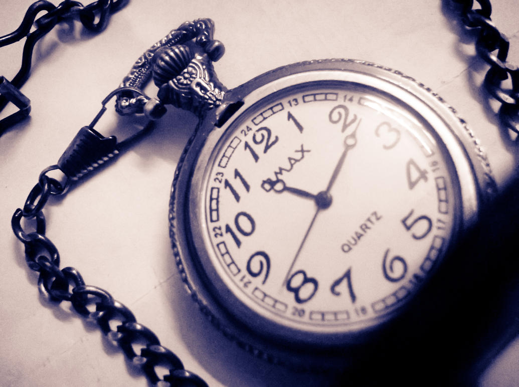 My Pocket Watch by Ahmad8Khan