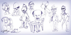 Characters sketch07