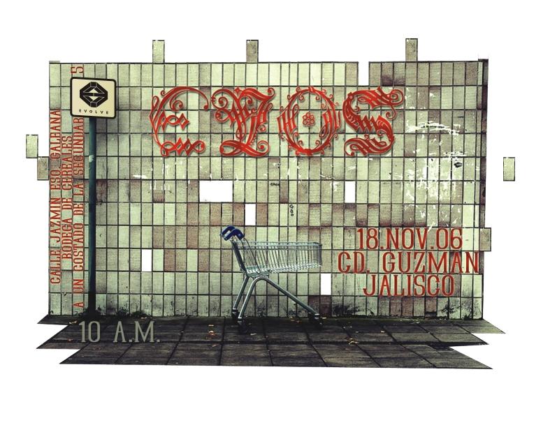 EYOS Flyer by Dyal