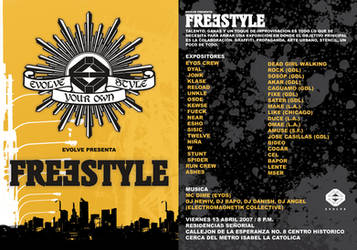 FREESTYLE by Dyal