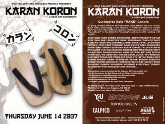 KARAN KORON by Dyal