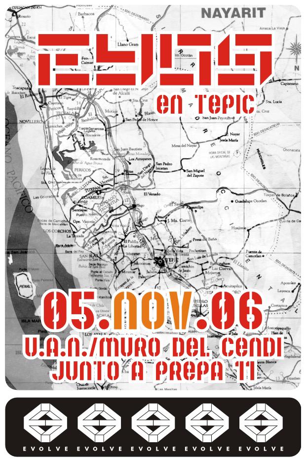 EYOS Tepic Flyer by Dyal