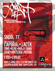 SKOOL 77 by Dyal