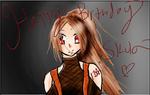 [UTAU] Happy Birthday Skul [Lucetta Hageshine]