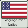 American English Native by IvyDevi