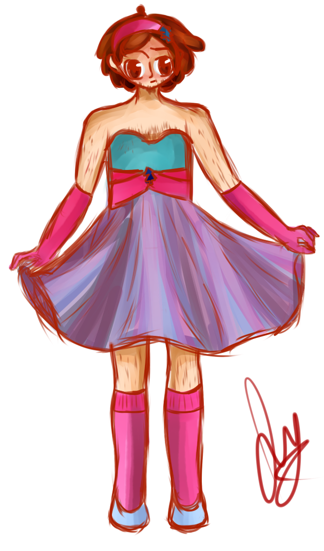 Princess Dipper by IvyDevi