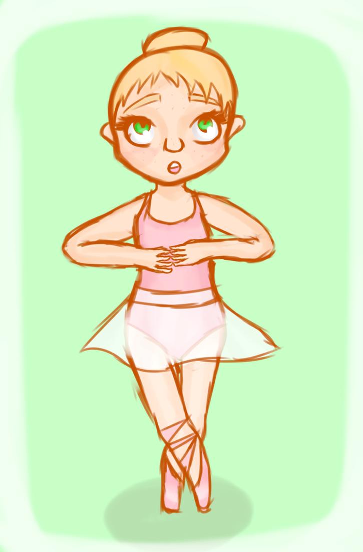 Posy Ballet: Speed Doodle by IvyDevi