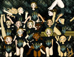 10.0 Gymnastics Team .:Commission:. by IvyDevi