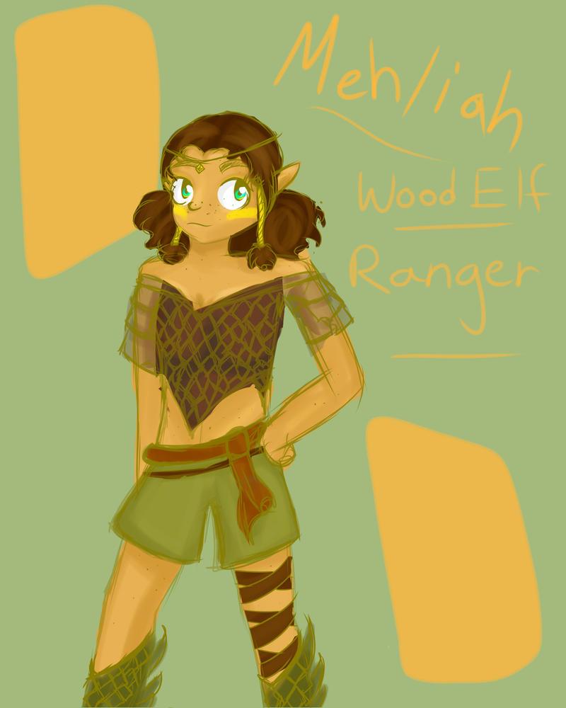 Mehliah by IvyDevi