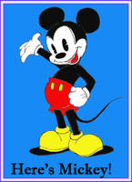 Here's Mickey by SailorUsagi1