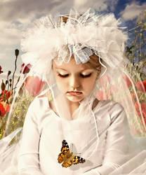 Butterfly. by KarinClaessonArt