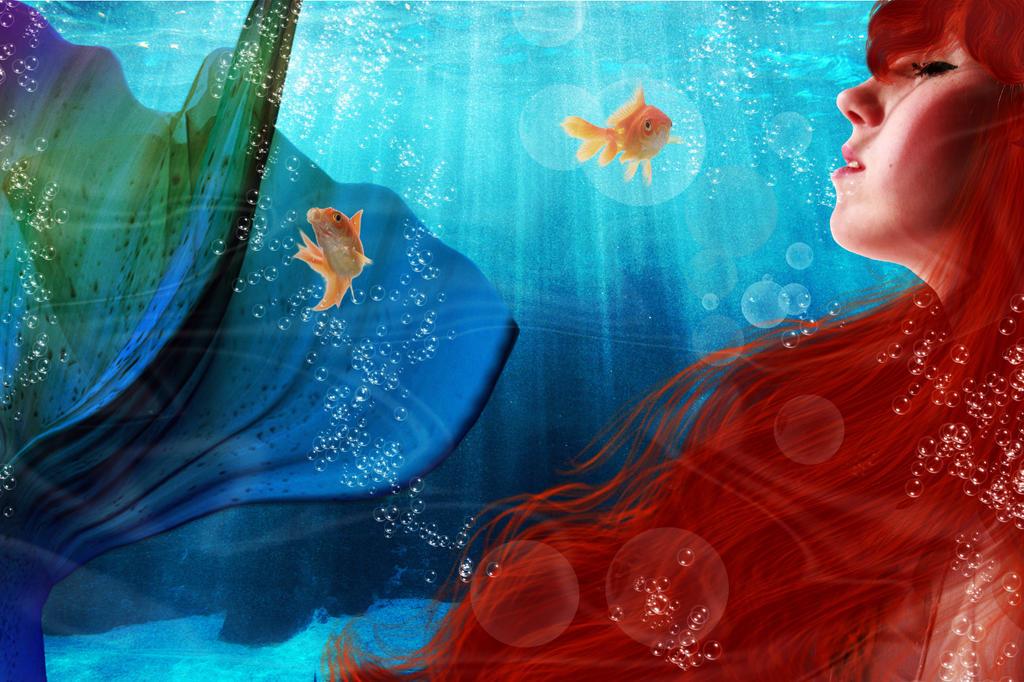 Coral by KarinClaessonArt