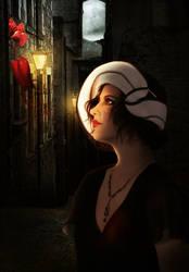 Au Revoir Mon Amour by KarinClaessonArt