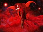 Heaven's Dance by KarinClaessonArt