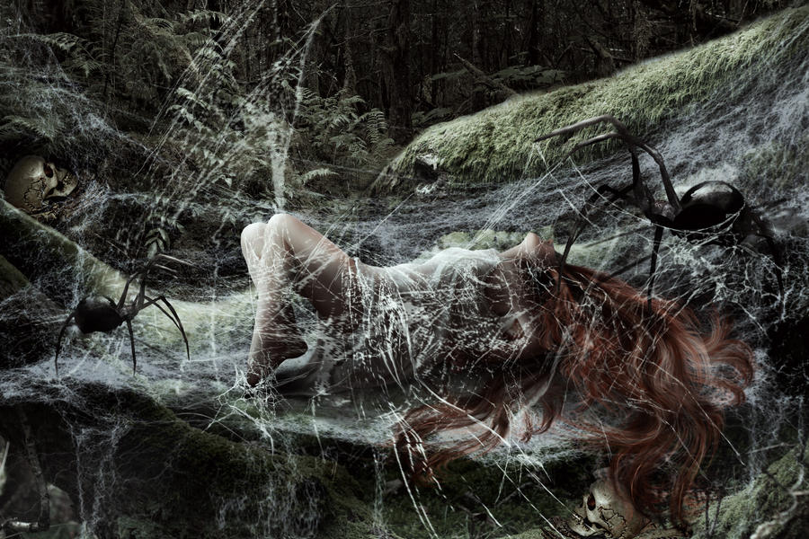 The Nightmare by KarinClaessonArt