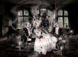 Lost Souls by KarinClaessonArt