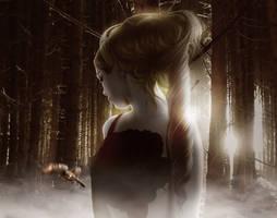 Silence by KarinClaessonArt