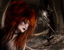 Insanity by KarinClaessonArt