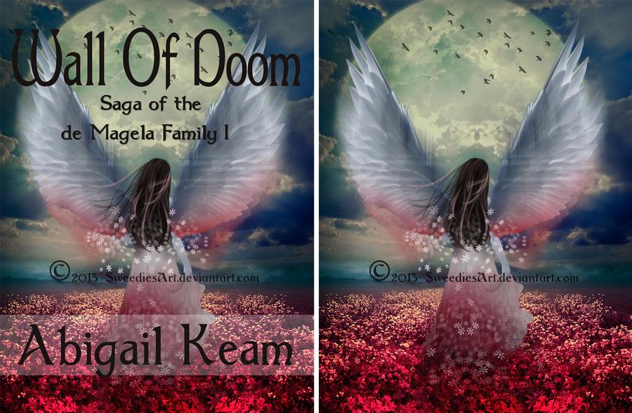 Wall of Doom book cover by SweediesArt