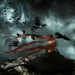 Ravens Violin Serenade