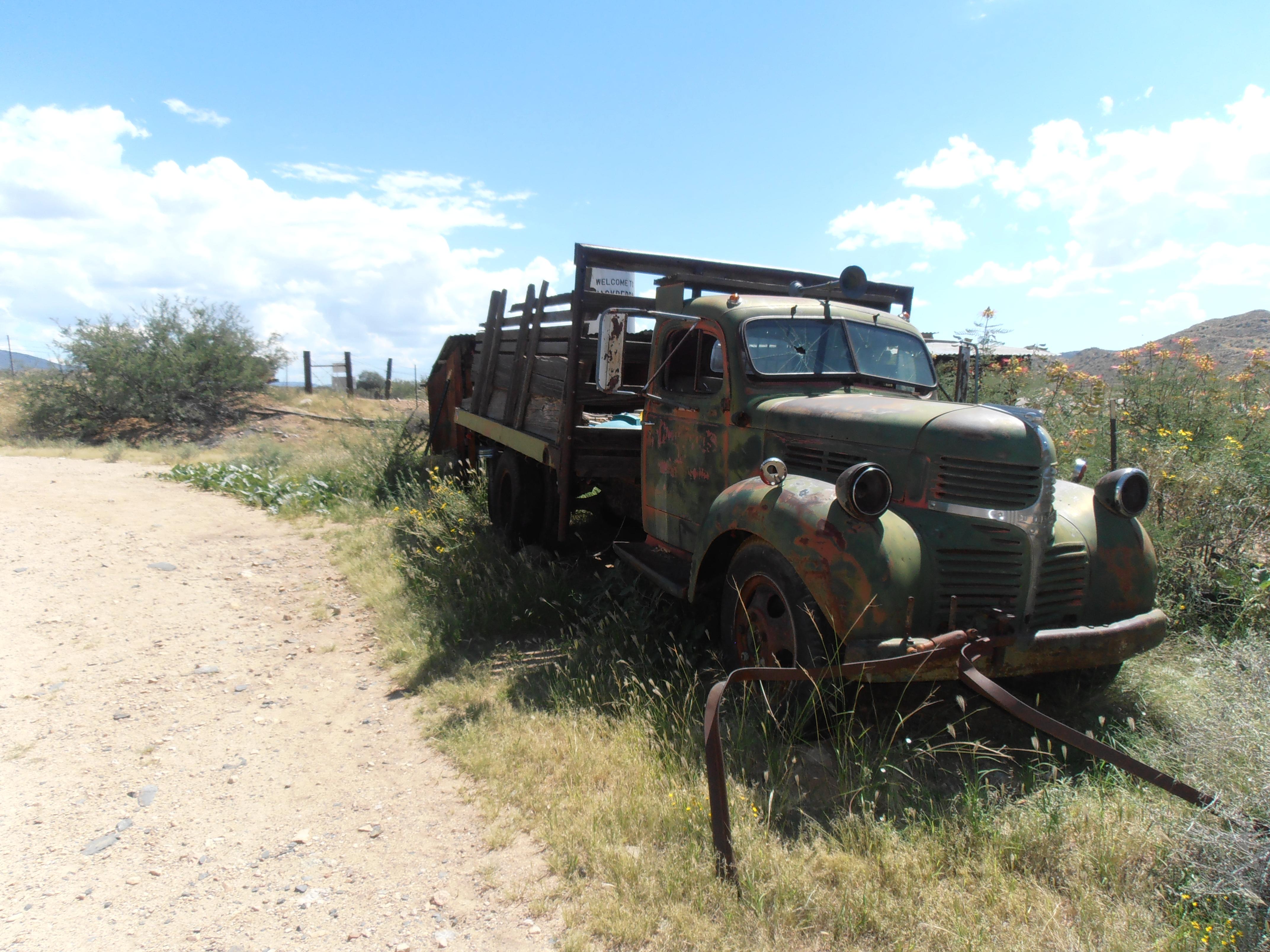 Old Truck 29 by SweediesArt
