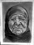 Wrinkles practice drawing