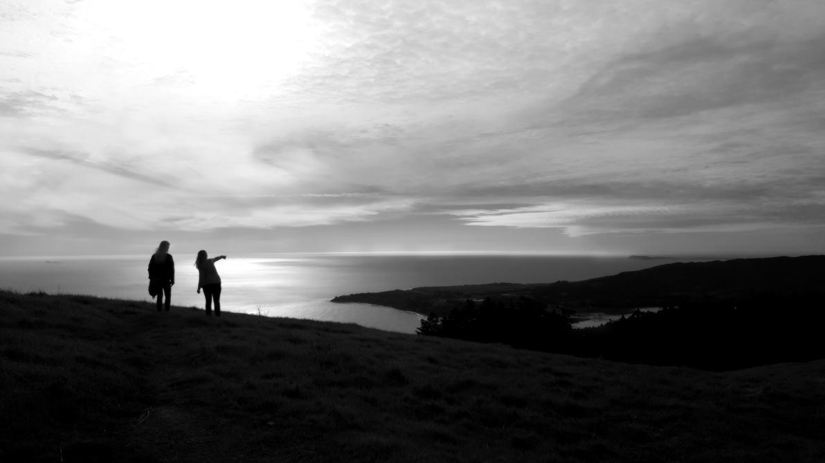 Silhouette by KarinClaessonArt